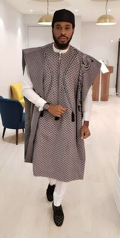 Hello,Today we bring to you Agbada Outfits for men from Our African Fashion community. These Agbada African Dresses Men, African Attire For Men, African Clothing For Men, African Wear, African Styles For Men, African Men Style, African Beauty, Nigerian Men Fashion, African Print Fashion