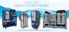 Ampac USA Best Reverse Osmosis, Seawater Desalination Watermakers.