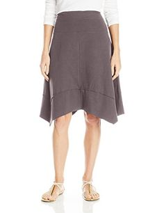 Neon Buddha Womens Taylor Skirt Charcoal Medium ** You can find more details by visiting the image link.
