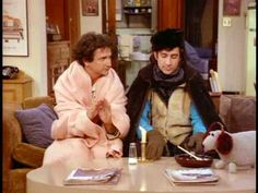 """This is why we don't drink coffee. Haha!  """"Perfect Strangers--Coffee!!"""""""