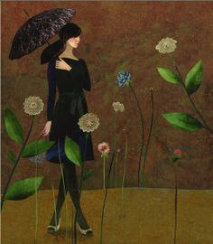 Karine Daisay - jardin secret