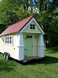 Our tiny house !