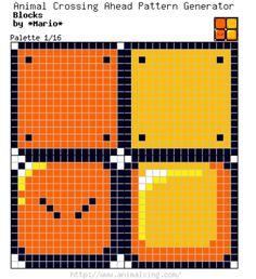 Mario Bros. Block_Palette 1/16
