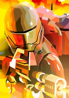 Star Wars: The Force Awakens - Flame Trooper by Liam Brazier
