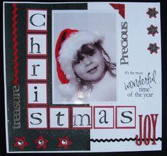 Christmas Joy - Scrapjazz.com