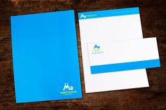 Presentation Folders, Envelope and Letterhead print discount by Primo Cards.