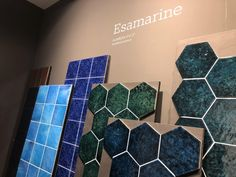 During Cevisama 2020 we showed our latest collections and some news. We leave you some shots to discover Tonalits products.  Exanuance: glazed porcelain tiles,trapez 5,5″x6,3″ and 11 colours Nuance: glazed porcelain tiles, size 2,8″x11″ and 11 colours Fluid: white body ceramics, 2 sizes 2,4″x9,8″ e 4,9″x4,9″, 12 glossy colours  and 1 matt colour Esamarine: white body ceramics, trapez 6″x6,9″ and 4 colours Stek: glazed single-fired tiles, size 2,7″x16″ and 8 colours craquelé finish Porcelain Tiles, White Bodies, Remodeling, Size 2, Shots, New Homes, It Is Finished, Colours, Ceramics