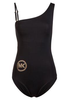 Bañador  de mujer color negro de Michael michael kors MICHAEL Michael Kors Bañador black Ofertas en Zalando.es | Material exterior: 84% poliamida, 16% elastano | Ofertas ¡Haz tu pedido en Zalando.es y disfruta de gastos de enví-o gratuitos! #bañador #swimsuit #monokini #maillot #onepiece #bathingsuit