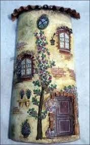 Risultati immagini per tegole decorate antiche