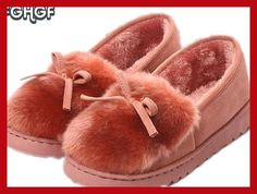 Winter Women House Slippers Soft Warm Fur Slippers Home Shoes Zapatillas Para Casa Invierno Mujer Chaussons femme Pantufa
