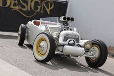 Jacob Griffin, a third-generation hot rod builder and grand dreamer, comes out of the starting gate with a spectacular first build.
