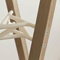 Picture of Cross Tenon Coat Rack