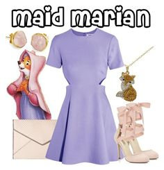 """""""Maid Marian"""" by aquatic-angel ❤ liked on Polyvore featuring Rebecca Minkoff, Elizabeth and James, Miss Selfridge and Far + Wide Collective"""