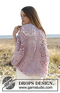 Ravelry: 148-13 Pink Dream  pattern by DROPS design