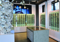 """Reyer Lafeber in The Netherlands, fitted with Top Vision's """"Mino"""" columns."""