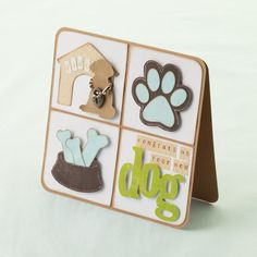 well done..    #dogs #scrapbooking
