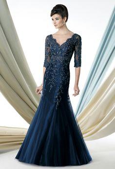 Ivonne D for Mon Cheri - 213d23 | Photos | Brides.com