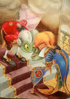 AliceManiA: Алиса в стране чудес и зазеркалье | Максим Митрофанов
