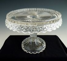 Antique Victorian Duncan Snail Cake Stand. Click the image for more information. | Antique Cut Glass | Pinterest | Snail cake Snail and Victorian & Antique Victorian Duncan Snail Cake Stand. Click the image for more ...
