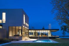 Gallery of Tred Avon River House / Robert M. Gurney Architect - 21