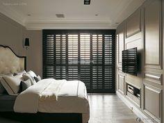 European classic bedroom decoration 2015
