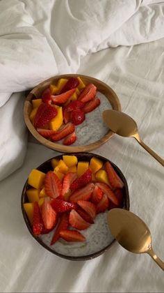 Think Food, I Love Food, Good Food, Yummy Food, Comidas Fitness, Plats Healthy, Healthy Snacks, Healthy Recipes, Healthy Bedtime Snacks