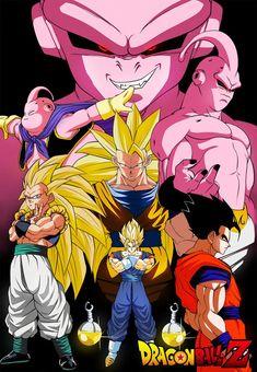 Dragon Ball Z, Kid Goku, What To Draw, Types Of Art, Green And Purple, Dbz, Retro, Tatoos, Manga