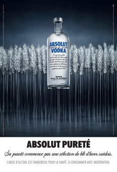 ABSOLUT Pureté