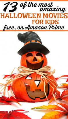 13 best free halloween movies and shows for kids on amazon prime family pinterest free halloween movies and halloween movies