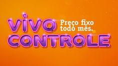 Vivo controle: Fatura, Plano, Vivo digital [ADQUIRA SEU PLANO HOJE MESMO] Internet, Neon Signs, Vivo, Living Alone, Social Networks