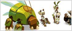 Art of Ankama (Часть 1) | Флеш-анимация и дизайн