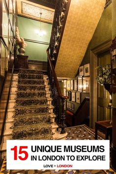 The coolest and most interesting museums to visit in London. Great for London tourists who want to go off the beaten path! Leighton House Museum, Cartoon Museum, North Garden, London Tips, British Garden, Free Museums, London Museums, His Travel, 12th Century