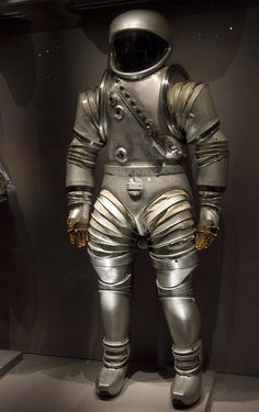Prototype Space Suit from 1964