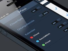 Menu | Awesome Design Inspiration
