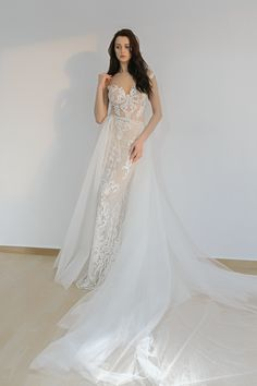 wedding dresses 2018 Noel Collection.STAR SS18015