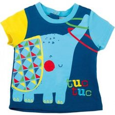 Camiseta Elefante Samba Tuc Tuc
