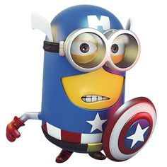 Minion 48 | Imagens PNG