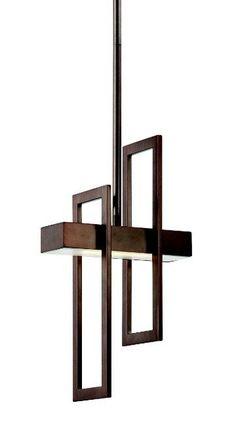 Nuvo : Frame LED Pendant
