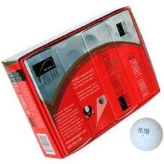 Polara Golf -Polara Ultimate Straight XS Self Correcting 3 Piece Golf Balls (1 Dozen)