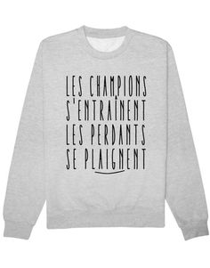 965e48051783d Sweat gris femme Archives – Tshirtdef | Tee shirt et sweat originaux à  message, humour