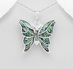 130453-abalone-vlinder-zilver