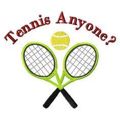 Love my tennis racquet!!