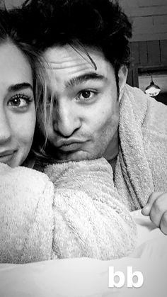 Jessica Michel & Ed Westwick are ❣️ – Models Jessica Serfaty, Gossip Girl Chuck, Ed Westwick, Chuck Bass, Michael Fassbender, Attractive Men, Man Crush, Couple Pictures, Hot Boys