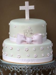 Resultado de imagen para pasteles de primera comunion