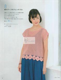 Inspirações de Croche com Any Lucy: Blusas