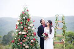 Mensagem de Natal cheia de carinho - Berries and Love
