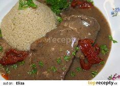 Steak, Pudding, Beef, Treats, Breakfast, Desserts, Food, Cooking, Essen