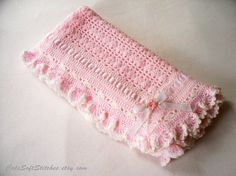 PDF Pattern Crocheted Ruffles and Roses Baby by CatsSoftStitches, $5.00
