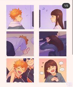 Hinata, Harry Potter Drawings, High School Host Club, Kagehina, Fandoms, Death Note, Sword Art Online, Manga, Memes