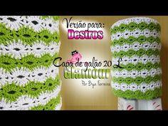 [Versão destro] Capa de galão 20 L Glamour | BYA FERREIRA - YouTube